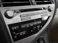 Lexus RX 450h 2010 #539402 poster