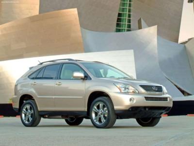 Lexus RX400h 2005 poster #539423