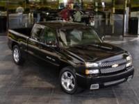 Chevrolet Silverado Intimidator SS 2006 poster
