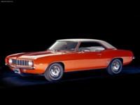Chevrolet Camaro 1969 poster