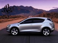 Chevrolet Journey Concept 2002 poster