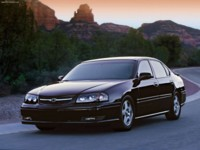 Chevrolet Impala SS 2004 poster