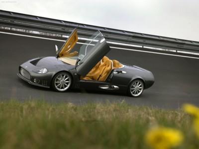 Spyker C12 LaTurbie 2006 poster #547529
