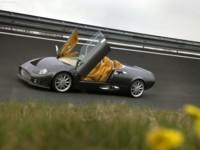 Spyker C12 LaTurbie 2006 poster