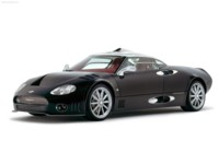 Spyker C8 Double 12 2005 poster
