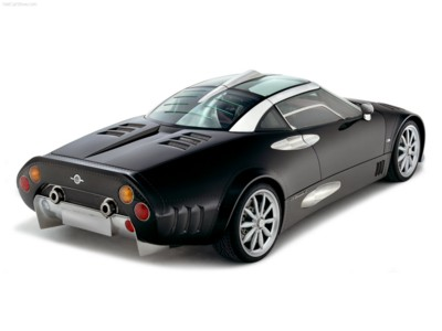 Spyker C8 Double 12 2005 poster #547571