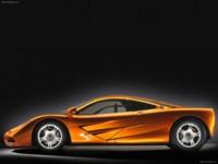 McLaren F1 1993 poster