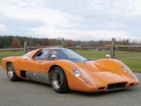 McLaren M6GT 1969 poster