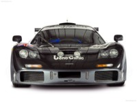McLaren F1 GTR 1995 poster