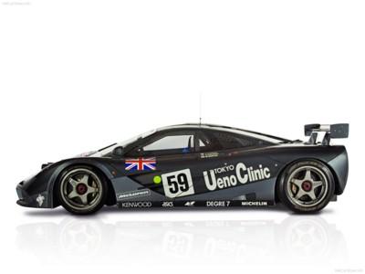 McLaren F1 GTR 1995 poster #547647