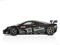 McLaren F1 GTR 1995 #547647 poster