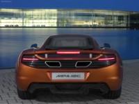 McLaren MP4-12C 2011 poster