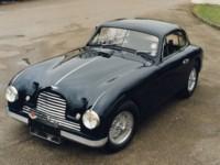 Aston Martin DB2 1950 poster