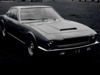 Aston Martin V8 1973 poster