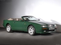 Aston Martin Virage Volante 1990 poster