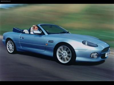 Aston Martin Db7 Vantage Volante 1999 Poster 548258