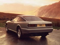 Aston Martin Virage 1988 poster