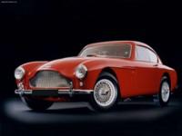 Aston Martin DB Mark III 1957 poster