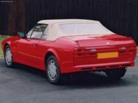 Aston Martin V8 Zagato Volante 1987 poster