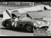 Aston Martin DBR1 1959 poster