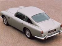 Aston Martin DB5 1963 poster
