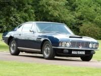 Aston Martin DBS 1967 poster