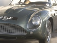 Aston Martin DB4 GT Zagato 1961 poster