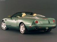 Aston Martin DB AR1 2003 poster
