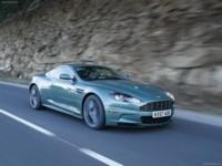 Aston Martin DBS Racing Green 2008 poster