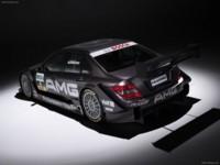 Mercedes-Benz C-Class DTM AMG 2007 poster