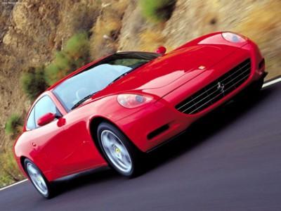 Ferrari 612 Scaglietti 2004 poster #563766