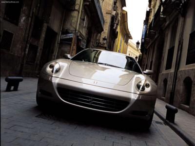 Ferrari 612 Scaglietti 2004 poster #563844