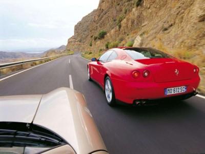 Ferrari 612 Scaglietti 2004 poster #563958