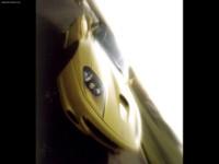 Ferrari 550 Barchetta Pininfarina 2001 poster