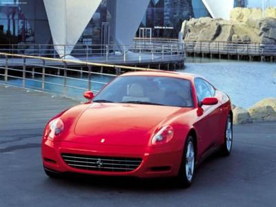 Ferrari 612 Scaglietti 2004 poster #564048