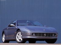Ferrari 456M GT 2001 poster