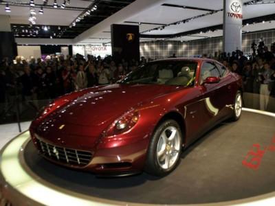 Ferrari 612 Scaglietti 2004 poster #564056