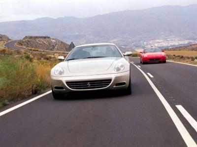 Ferrari 612 Scaglietti 2004 poster #564156