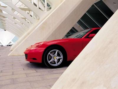 Ferrari 612 Scaglietti 2004 poster #564176