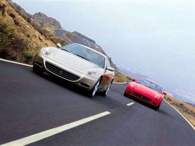 Ferrari 612 Scaglietti 2004 poster #564207