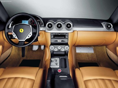 Ferrari 612 Scaglietti 2004 poster #564245
