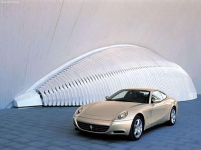 Ferrari 612 Scaglietti 2004 poster #564265