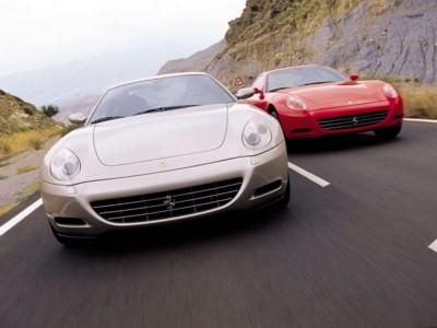 Ferrari 612 Scaglietti 2004 poster #564296