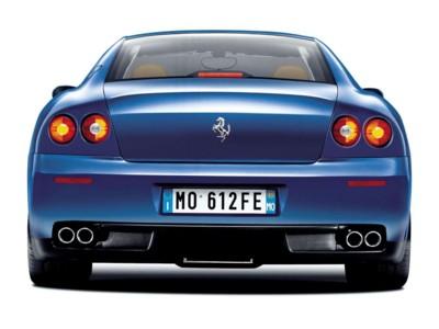 Ferrari 612 Scaglietti 2004 poster #564310