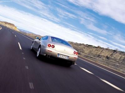 Ferrari 612 Scaglietti 2004 poster #564337