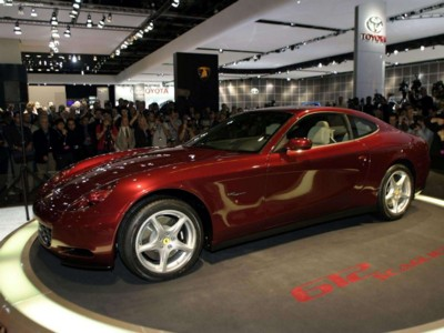 Ferrari 612 Scaglietti 2004 poster #564486