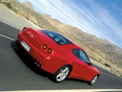 Ferrari 612 Scaglietti 2004 poster #564489