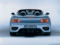 Ferrari 360 Spider 2001 poster