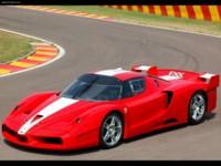 Ferrari FXX 2005 poster