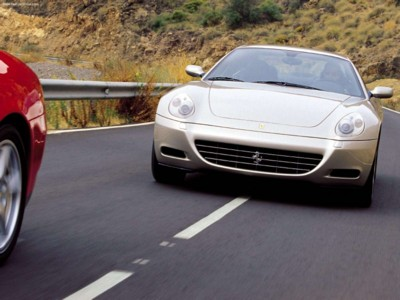 Ferrari 612 Scaglietti 2004 poster #564535